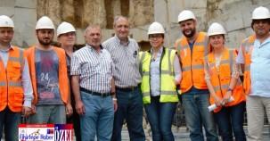 Erkan İnşaat Temel Atma Hazırlıkları 30.05.2015