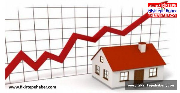 Konut Fiyatlarında Beş Yılda % 30 Artış Oldu