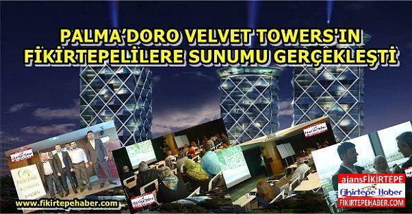Palmadoro Velvet Proje Sunumu ve Fikirtepe'de Sit Alan Çözümü ...