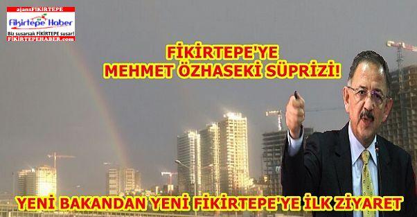 Fikirtepe'ye Bakan Süprizi ''Önce Ziyaret, Sonra Toplantı!''