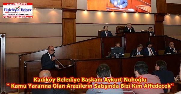 Aykurt Nuhoğlu ''Bizi Kim Affedecek''