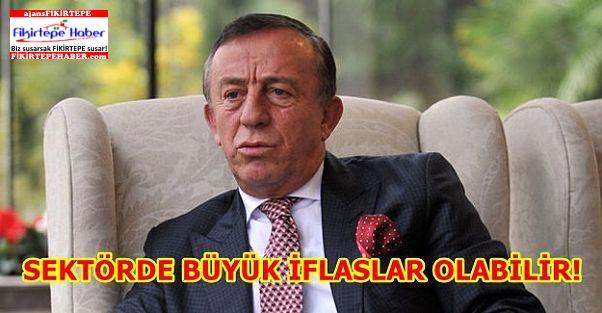 Ağaoğlu'ndan Sektörde 'İflas ve Kentsel dönüşüm' uyarısı!