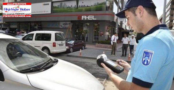 Darısı İspark'a ''Ankara'da 24 saatlik otopark ücretleri 1 TL oluyor''