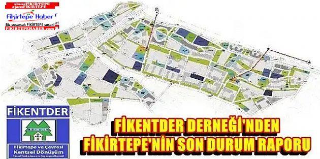 Fikentder ''Fikirtepe Projeleri Son Durum''