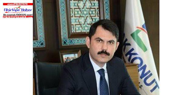 """Fikentder """"Murat Kurum'u Fikirtepe'ye Müdür Olarak Bekliyorduk, Bakan olarak geliyor"""""""