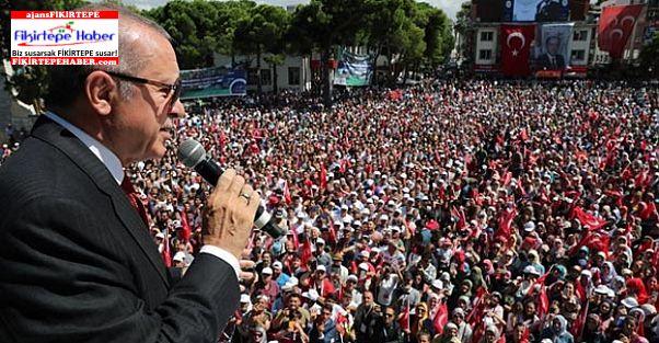 Cumhurbaşkanı Erdoğan ''En önemli istiklal ve istikbal savaşı..''