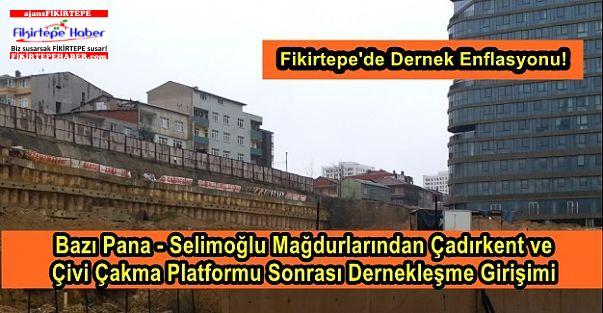 Bazı Pana - Selimoğlu Mağdurları'ndan Dernekleşme Sinyali...