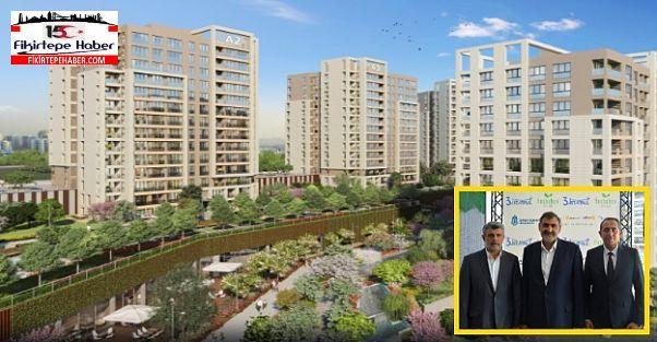 3. İstanbul Başakşehir'in Hasbahçe Evleri'nde bir ayda 276 konut satıldı!