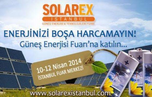 7.Uluslararas İstanbul Güneş Enerjisi Fuarı başladı!