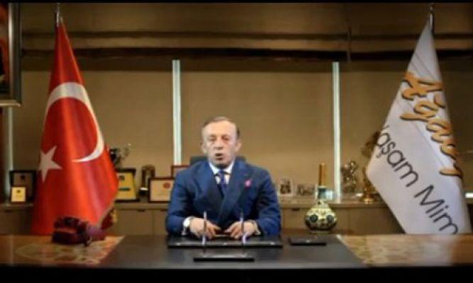 Ağaoğlu'ndan siyaset vurgulu 'faiz indirimi' kampanyası