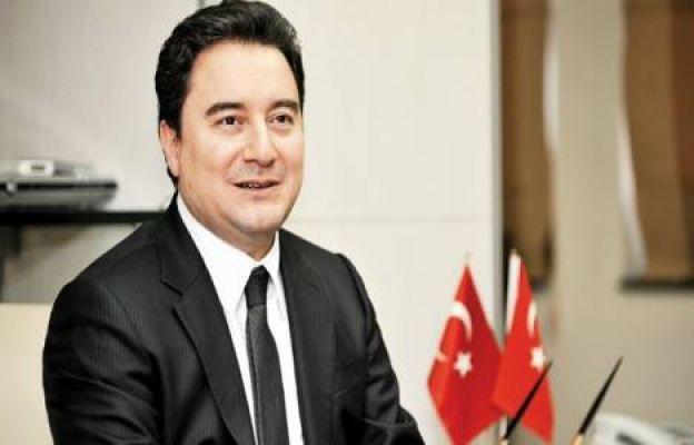 Ali Babacan, '' Sanayiden kaçıp konut yapıyoruz!''