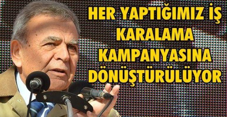 AZİZ KOCAOĞLU, ''FİKİRTEPE'DEKİ YANLIŞLARI VE RANTI HERKESE GÖSTERECEĞİZ!''