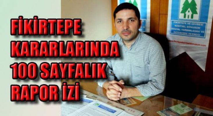 Bakanlığın kararında 100 Sayfalık Rapor Etkisi