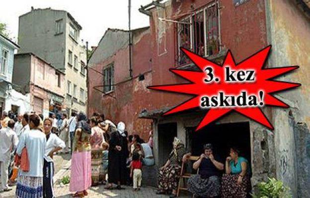 Beyoğlu İstiklal Mahallesinin Yeni İmar Plan Değişikliği Tekrar Askıya Çıktı!