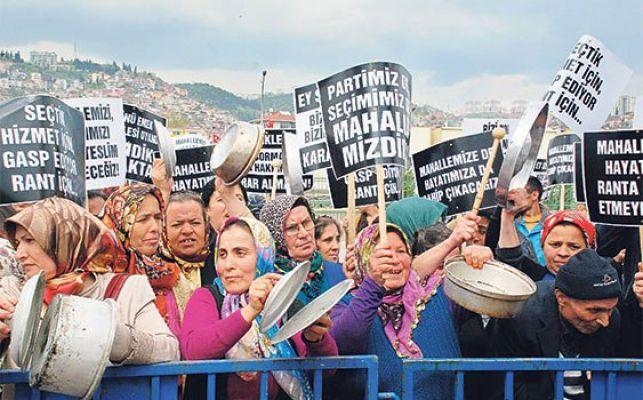 Çayırova'da Kentsel dönüşüm Mahkeme yoluyla iptal
