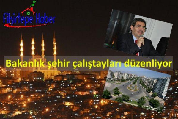 Çevre ve Şehircilik Bakanlığı Şehir Kimliği Çalıştayları