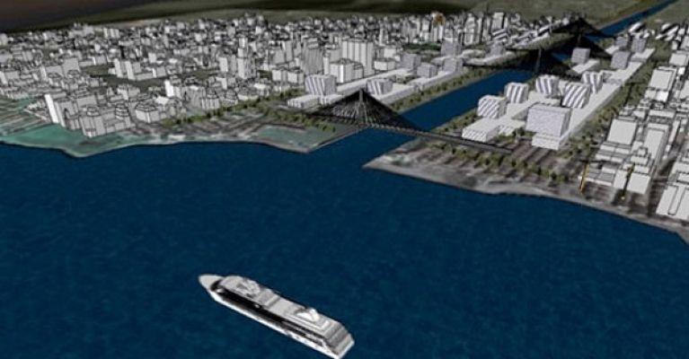 Çılgın Proje Kanal İstanbul'da Güzergah Değişikliği