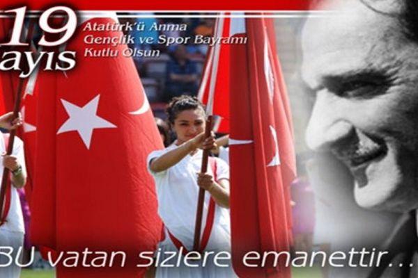 Cumhurbaşkanı Gül'den Buruk Bir19 Mayıs Mesajı