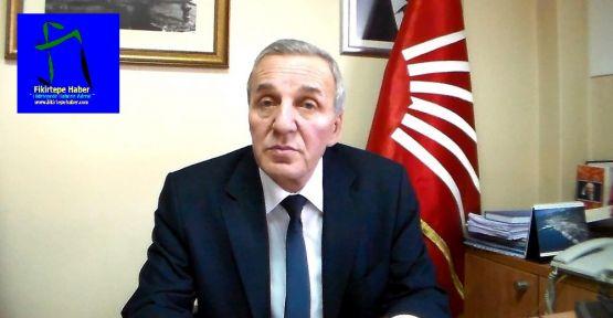 Fikirtepe Gündem: Siyasiler Konuşuyor, '' CHP Kadıköy İlçe Başkanı Sayın Necati EKŞİ ''