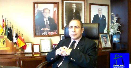 """Fikirtepe Gündem: Siyasiler Konuşuyor, """" MHP Kadıköy İlçe Başkanı Sayın Zeki Cemal ÇELİKER """""""