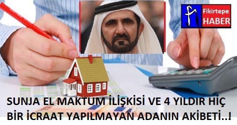 FİKİRTEPE ŞEYH MAKTUM'A KİM TARAFINDAN SATILIYOR !?