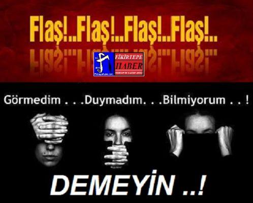 FİKİRTEPE'DE 10 M2 ARSA KARŞILIĞI DAİRE SATAN KİM !!?
