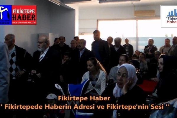 Fikirtepede Anka Büyük Adasında Vatandaş Toplantısı (video)