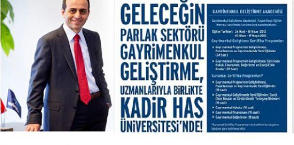 Fikirtepede Kendisine ulaşamadığımız Ali Nuhoğlu Cibalide 'İstanbul'un Gelişimi ve Pazarlanması'nı anlatacak