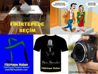 Fikirtepede seçim ve röportaj - Birinci Bolum - 29.Ekim ilköğretim Okulu - 30.03.2014 - Fikirtepe Haber