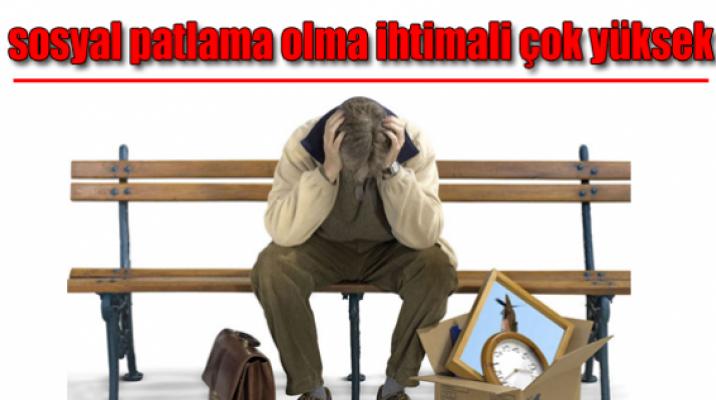 FİKİRTEPEDE SOSYAL PATLAMA TEHLİKESİ VAR !!!