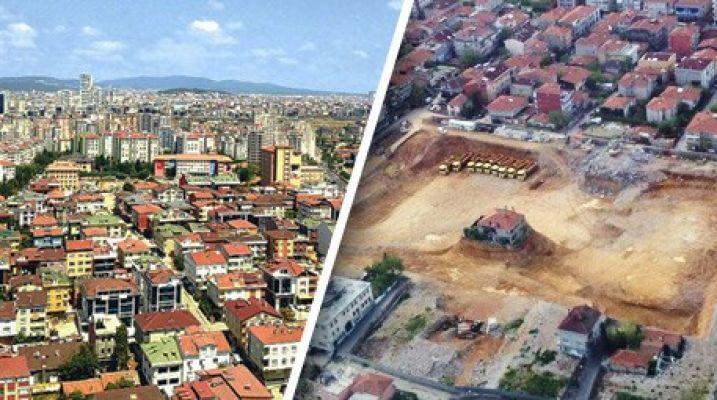 FİKİRTEPE'DEACELE KAMULAŞTIRMANIN FİRMALARDAKİ ETKİSİ