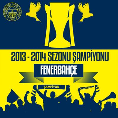 Fikirtepeliyiz Bugün Şampiyon Fenerbahçeliyiz