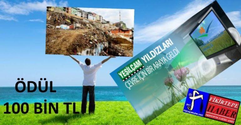 Fikirtepeyi de kapsayan yeşil çevre kısa film yarışması ..!