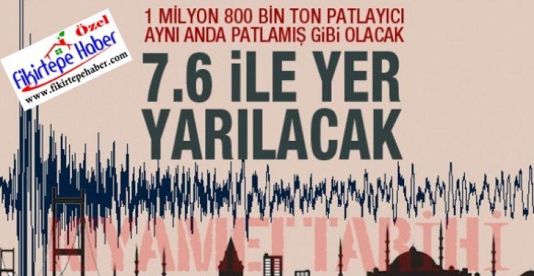 İstanbul'da deprem anında kaçacak yer kalmadı ama, dönüşüm sancısı devam ediyor ..!
