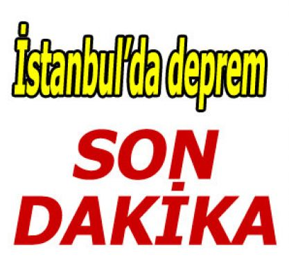 İstanbul'da Deprem '' Fikirtepeliler Çok Kızgın ve Üzgünler''