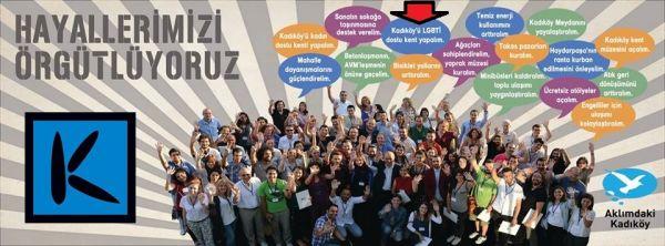 Kadıköy Belediyesinden Şaşırtan İcraat !!