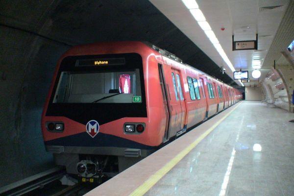 Kaynarca Sabiha Gokcen Metro Hatti Icin Ihale Yapildi