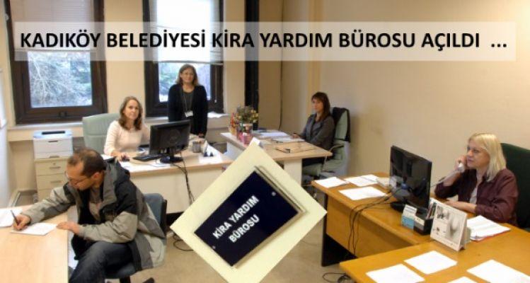 Kira yardımı ödemesi için Kadıköy Belediyesi Hazır ...