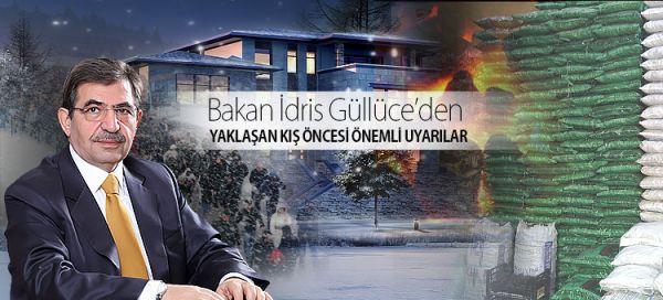 KIŞ GELDİ, BAKANLIKTAN YAKIT VE ISITICILAR HAKKINDA ÖNEMLİ UYARILAR !