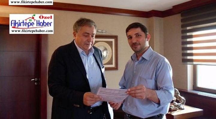 Nazmi Durbakayım '' Fikirtepe için örnek sözleşme geliyor !''