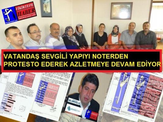 SEVGİLİ - SELİMOĞLU ADASINDA SON DURUM, DEVAM EDEN PROTESTO VE AZİLLER ...