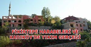 FİKİRTEPE'DE AĞIR, KADIKÖY' DE HIZLI DÖNÜŞÜM RAKAMLARI ...