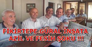 GÜRAL İNŞAT'IN POLİS BASKININA KARŞI, VATANDAŞTAN AZİL VE FESİH ŞOKU !!!