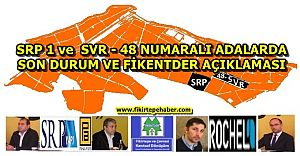 SRP 1-BROADWAY ve SVR-48 NUMARALI ADALARDA SON DURUM ..!