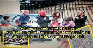 Sultangazi Cumhuriyet...