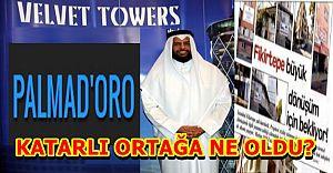 Palmadoro'nun Katarlı Ortağına Ne Oldu ?