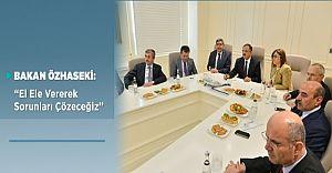 Özhaseki ''Biz...
