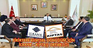 İller Bankası Fikirtepe'ye Kiptaş ile Beraber Geliyor