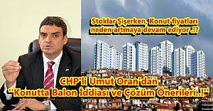 CHP'li Umut Oran'dan...