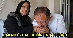 bBakan Özhaseki#039;nin En Acı Günü!/b